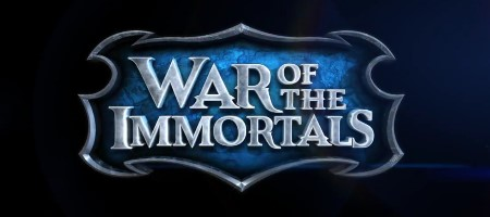 Nom : War of the Immortals - logo.jpgAffichages : 1417Taille : 20,1 Ko