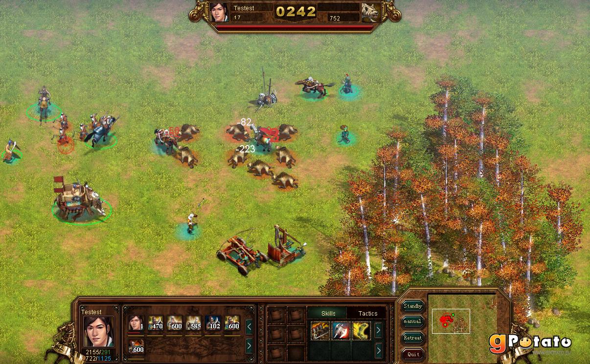 Cliquez sur l'image pour la voir en taille réelleNom : TM_screenshot_Combat.jpgAffichages : 104Taille : 1,20 MoID : 1089