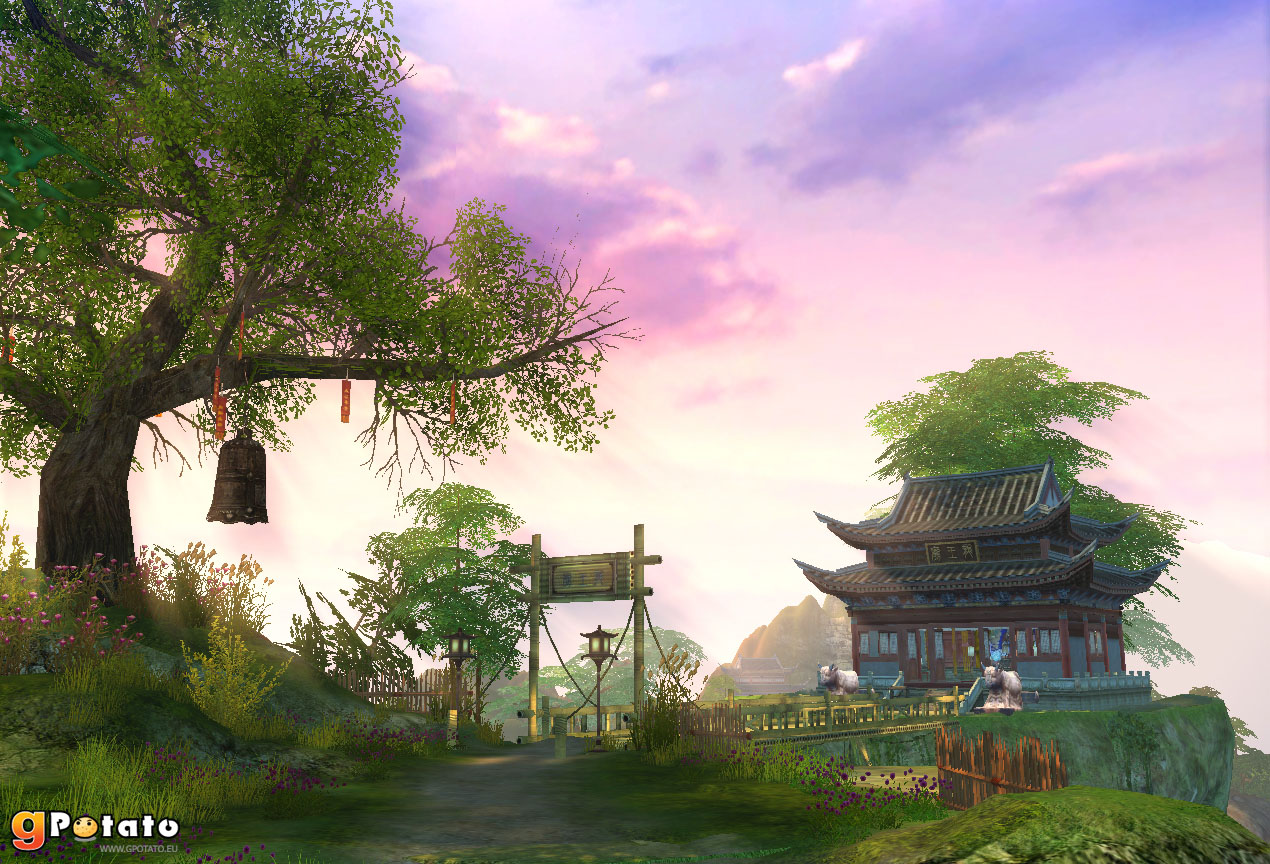 Cliquez sur l'image pour la voir en taille réelleNom : Age_of_Wulin_screenshot_Bridge_Temple.jpgAffichages : 1093Taille : 376,8 KoID : 114