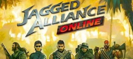 Nom : Jagged Alliance Online - logo.jpgAffichages : 1120Taille : 32,7 Ko