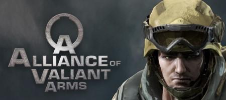 Nom : Alliance of Valiant Arms - Logo new.jpgAffichages : 209Taille : 22,9 Ko
