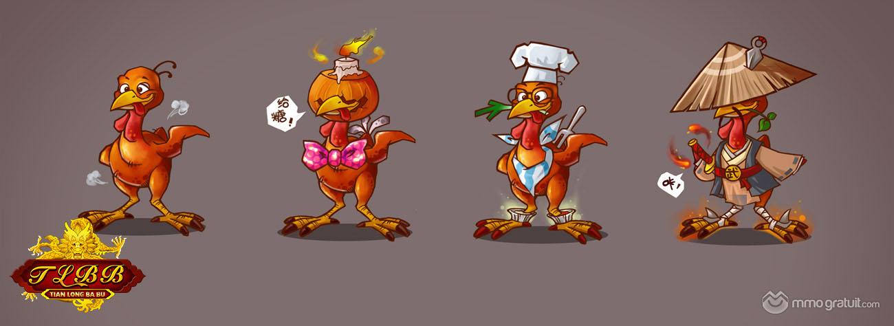 Cliquez sur l'image pour la voir en taille réelleNom : tlbb-turkey-pets-concept-art copia.jpgAffichages : 88Taille : 88,4 KoID : 2011