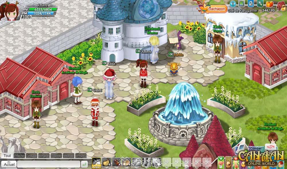 Cliquez sur l'image pour la voir en taille réelleNom : Dragonica_screenshot_icytown copia.jpgAffichages : 202Taille : 184,5 KoID : 2524