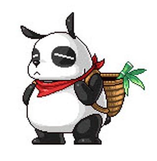 Cliquez sur l'image pour la voir en taille réelleNom : Black Panda.jpgAffichages : 125Taille : 46,7 KoID : 2539