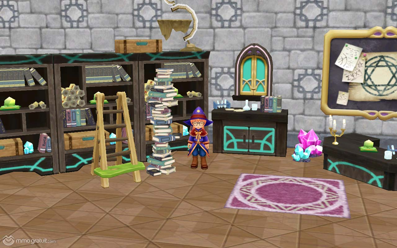 Cliquez sur l'image pour la voir en taille réelleNom : Magician's Room copia.jpgAffichages : 160Taille : 162,9 KoID : 2773