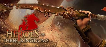 Nom : Heroes of Three Kingdoms - logo.jpgAffichages : 429Taille : 31,3 Ko