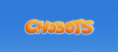 Cliquez sur l'image pour la voir en taille réelleNom : Chobots - logo.jpgAffichages : 394Taille : 14,4 KoID : 4157