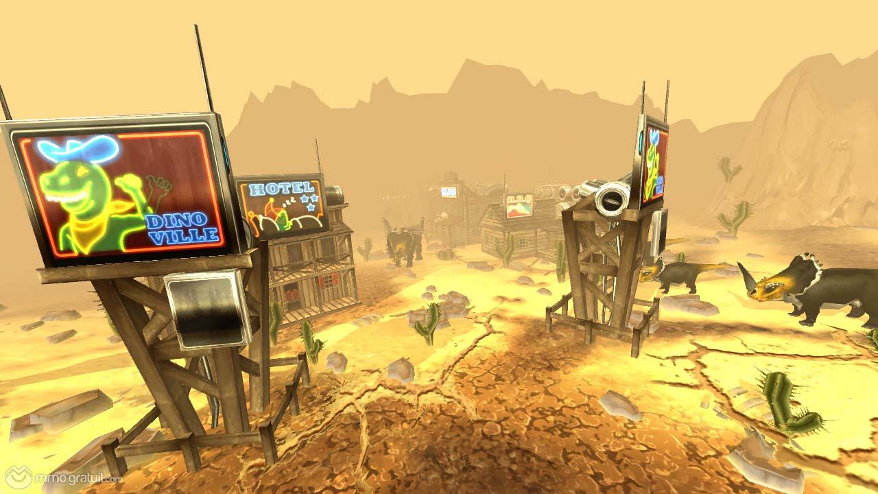 Cliquez sur l'image pour la voir en taille réelleNom : Splitscreen Studios_Dino Storm_Screenshot (a) copia.jpgAffichages : 1048Taille : 141,1 KoID : 4269