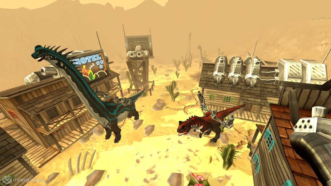 Cliquez sur l'image pour la voir en taille réelleNom : Splitscreen Studios_Dino Storm_Screenshot (b) copia.jpgAffichages : 1092Taille : 156,1 KoID : 4270