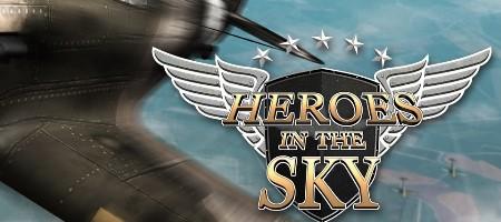 Cliquez sur l'image pour la voir en taille réelleNom : Heroes in the sky - logo.jpgAffichages : 2523Taille : 31,6 KoID : 4386