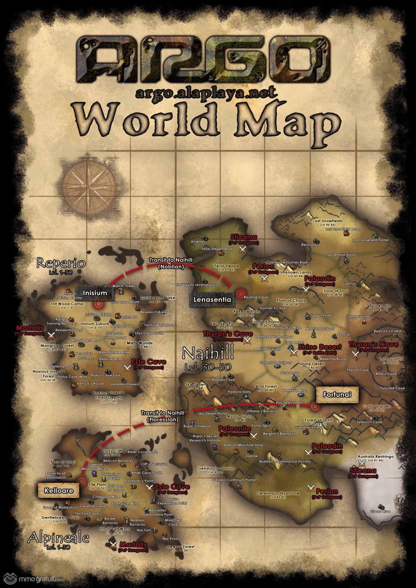 Cliquez sur l'image pour la voir en taille réelleNom : ARGO Online_Open Beta_World Map copia.jpgAffichages : 78Taille : 205,7 KoID : 5003
