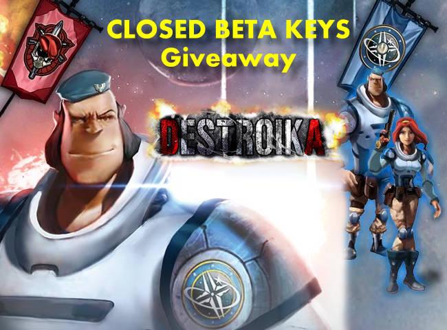 Cliquez sur l'image pour la voir en taille réelleNom : destroika 650x480 Closed Beta.jpgAffichages : 81Taille : 92,9 KoID : 5098