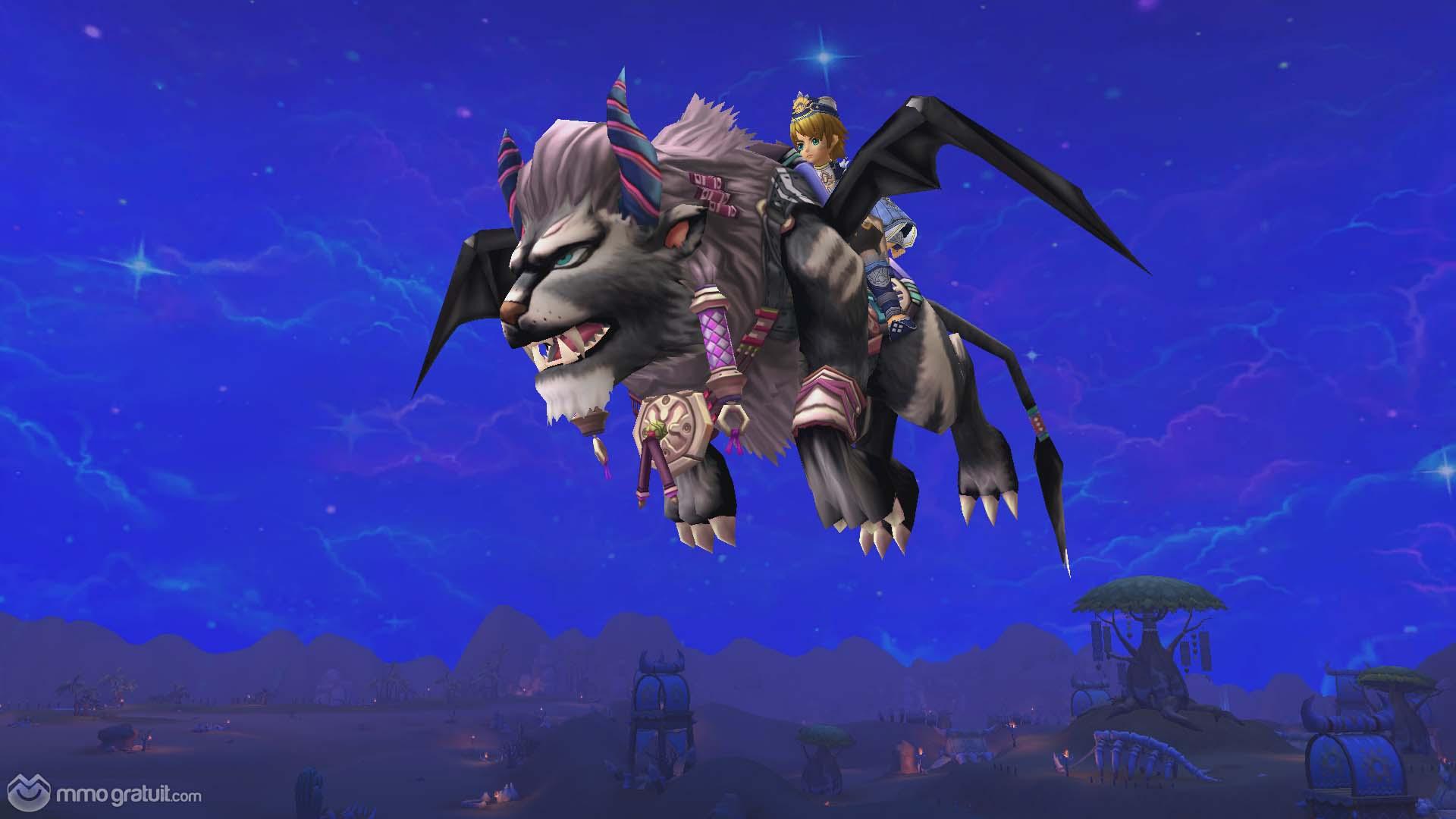 Cliquez sur l'image pour la voir en taille réelleNom : Flying Mount copia.jpgAffichages : 194Taille : 110,9 KoID : 5317