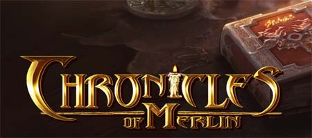 Nom : Chronicles of Merlin Logo.jpgAffichages : 1805Taille : 34,4 Ko