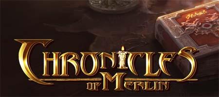 Nom : Chronicles of Merlin Logo.jpgAffichages : 1805Taille : 34,4 Ko