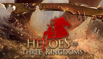 Nom : Heroes of Three Kingdoms - logo.jpgAffichages : 186Taille : 24,9 Ko