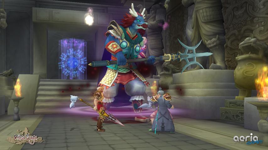 Cliquez sur l'image pour la voir en taille réelleNom : KS-Dungeon-Battle.jpgAffichages : 160Taille : 265,2 KoID : 607