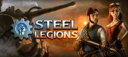 Cliquez sur l'image pour la voir en taille réelleNom : Steel Legions - logo.jpgAffichages : 417Taille : 31,1 KoID : 6295