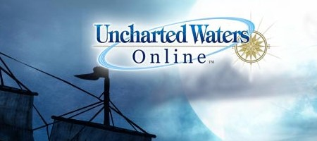 Nom : Uncharted Waters Online - logo.jpgAffichages : 382Taille : 22,0 Ko