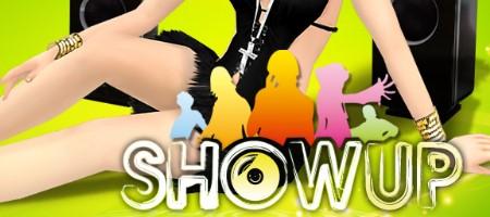 Cliquez sur l'image pour la voir en taille réelleNom : ShowUp - logo.jpgAffichages : 134Taille : 30,9 KoID : 6779