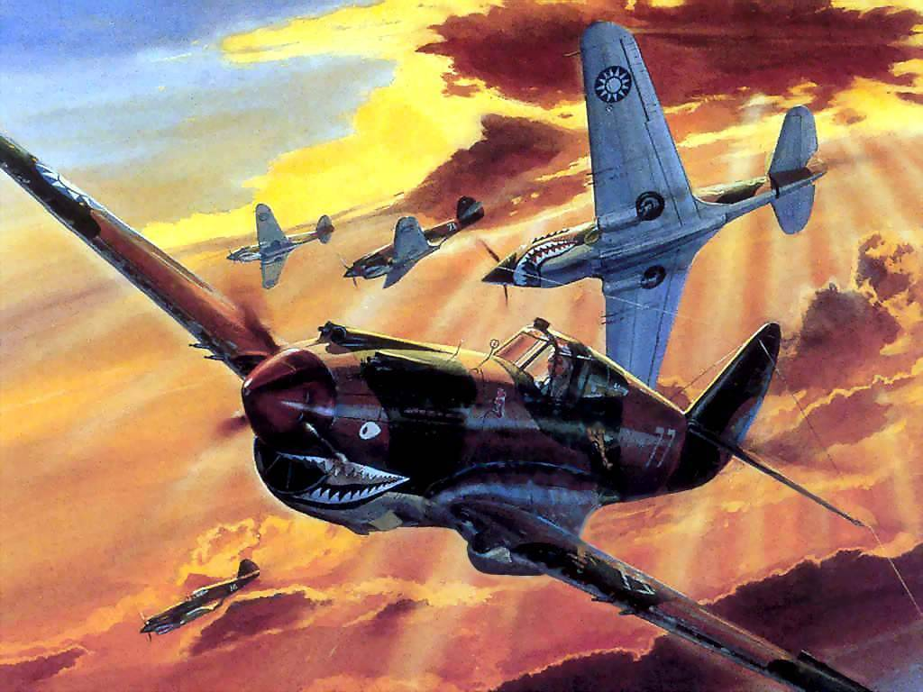 Cliquez sur l'image pour la voir en taille réelleNom : world-war-2-airplanes_1024x768.jpgAffichages : 233Taille : 102,4 KoID : 6840