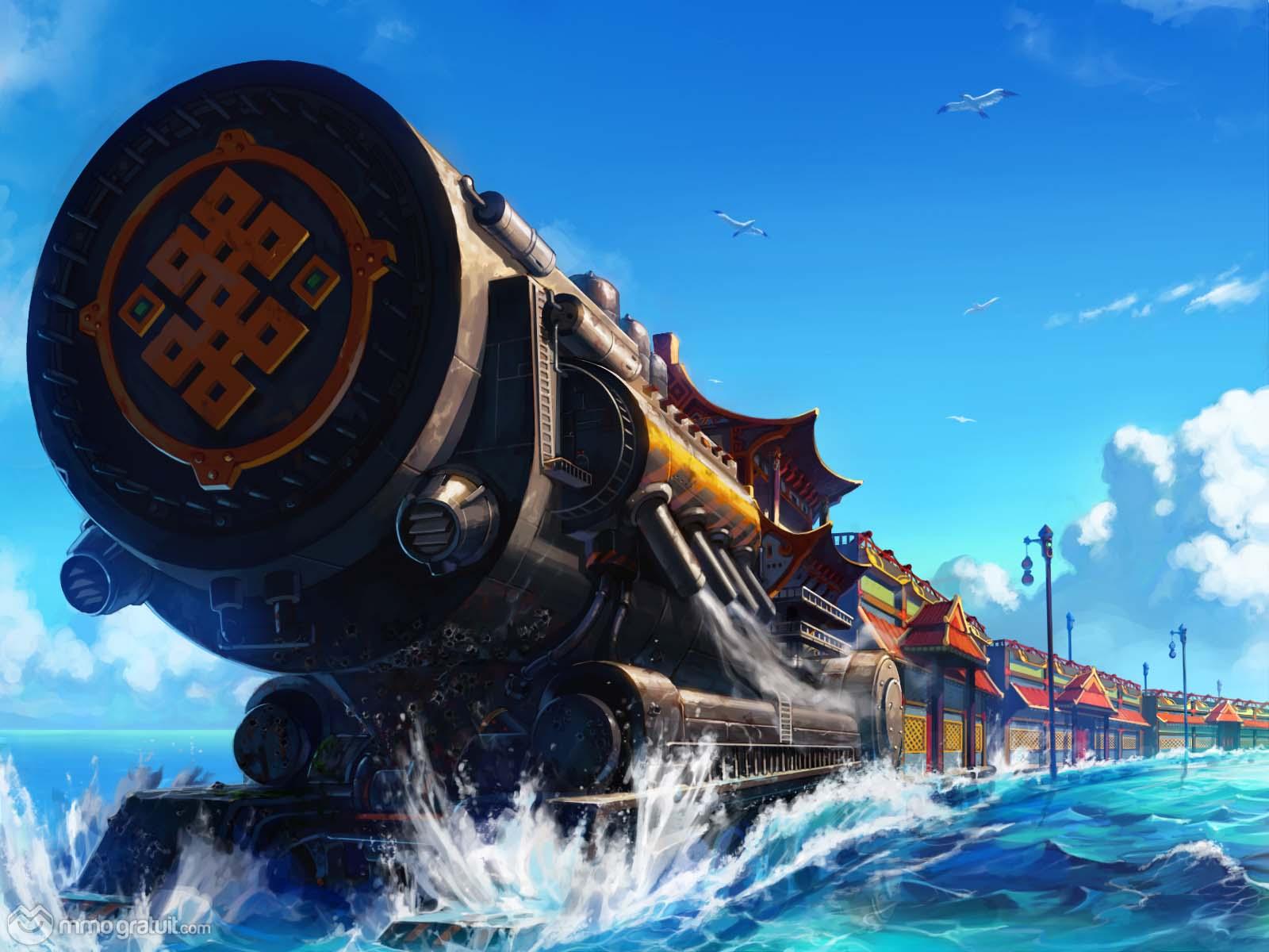 Cliquez sur l'image pour la voir en taille réelleNom : Ocean Train copia.jpgAffichages : 138Taille : 161,6 KoID : 7280