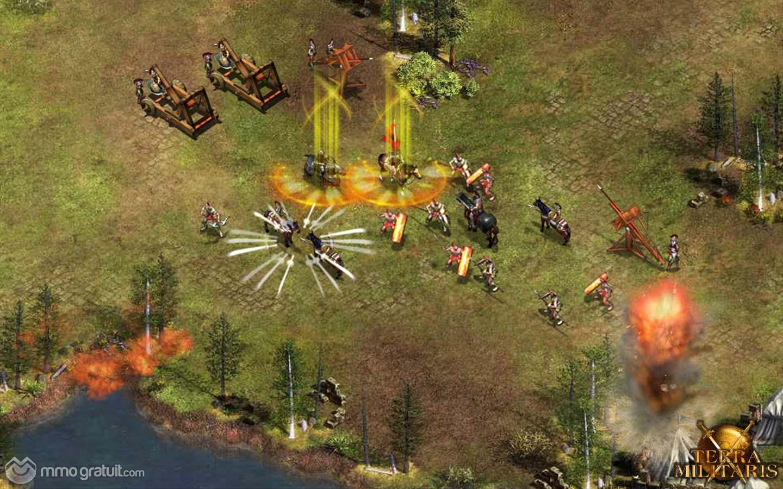 Cliquez sur l'image pour la voir en taille réelleNom : terra_militaris_screenshot_intro_battle copia.jpgAffichages : 183Taille : 181,1 KoID : 7303