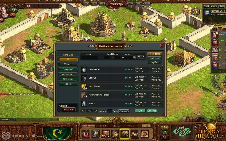 Cliquez sur l'image pour la voir en taille réelleNom : terra_militaris_screenshot_auction_house copia.jpgAffichages : 173Taille : 296,9 KoID : 7306