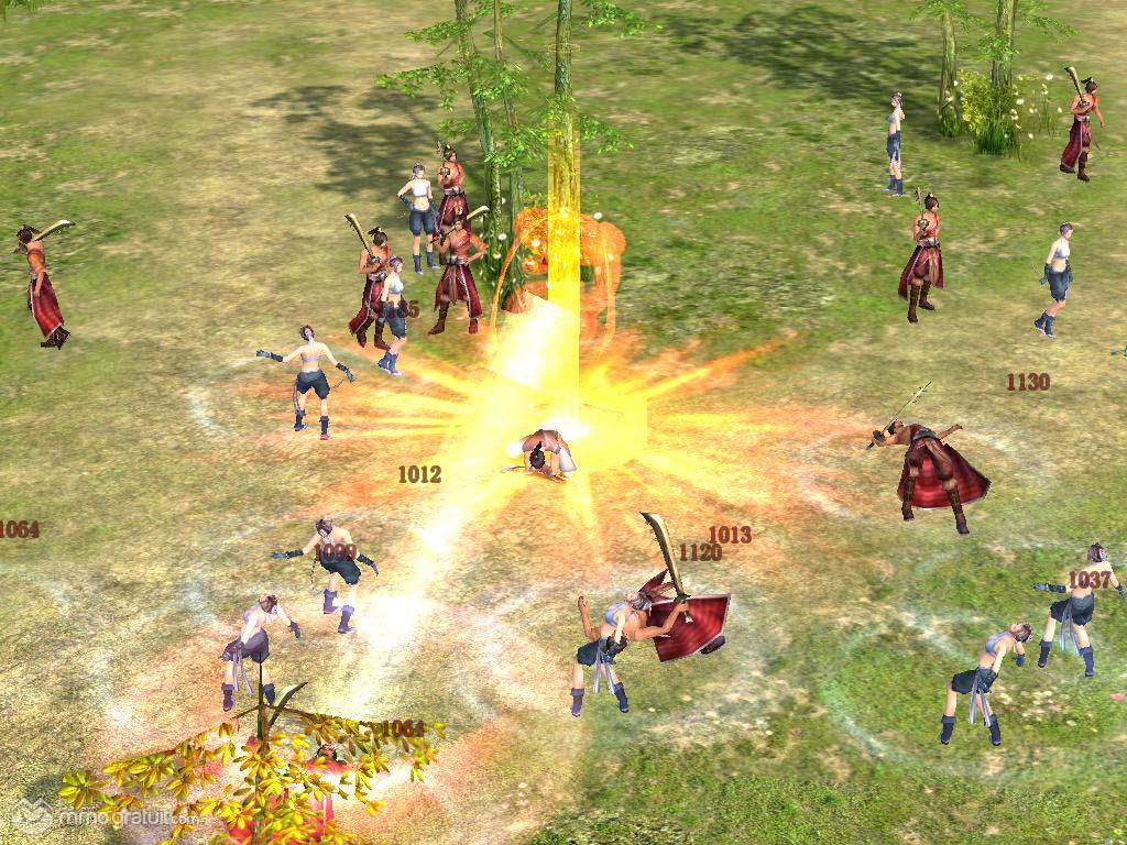 Cliquez sur l'image pour la voir en taille réelleNom : TheChosen_Screenshot_battle3 copia.jpgAffichages : 146Taille : 214,7 KoID : 7661