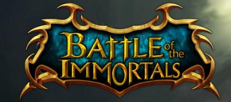 Cliquez sur l'image pour la voir en taille réelleNom : Battle of the Immortals - logo.jpgAffichages : 558Taille : 29,3 KoID : 7897