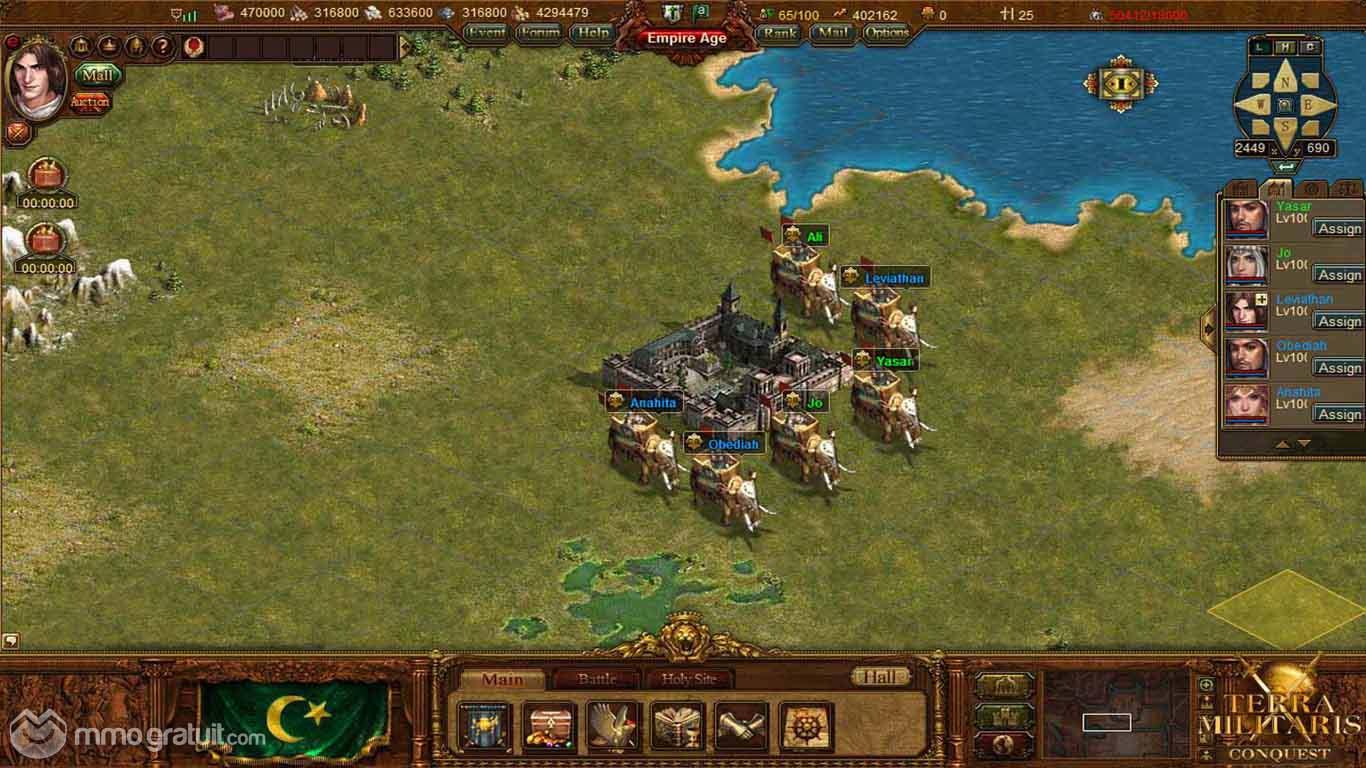 Cliquez sur l'image pour la voir en taille réelleNom : terra_militaris_screenshot_neutral_battle_preparat  ion copia.jpgAffichages : 645Taille : 156,0 KoID : 8273