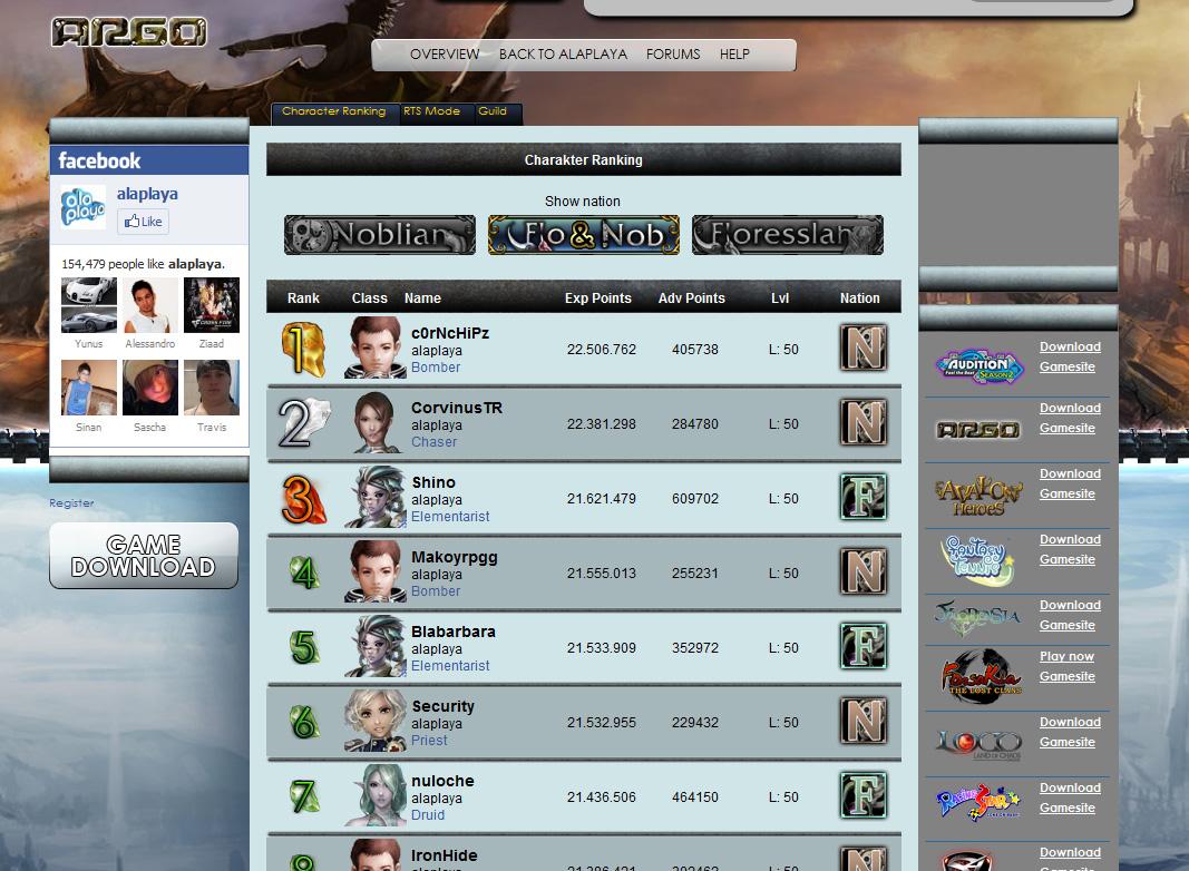 Cliquez sur l'image pour la voir en taille réelleNom : ARGO_Ranking ladder_Screenshot.jpgAffichages : 141Taille : 317,4 KoID : 8311