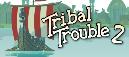 Nom : Tribal Trouble 2 - logo.jpgAffichages : 657Taille : 29,9 Ko