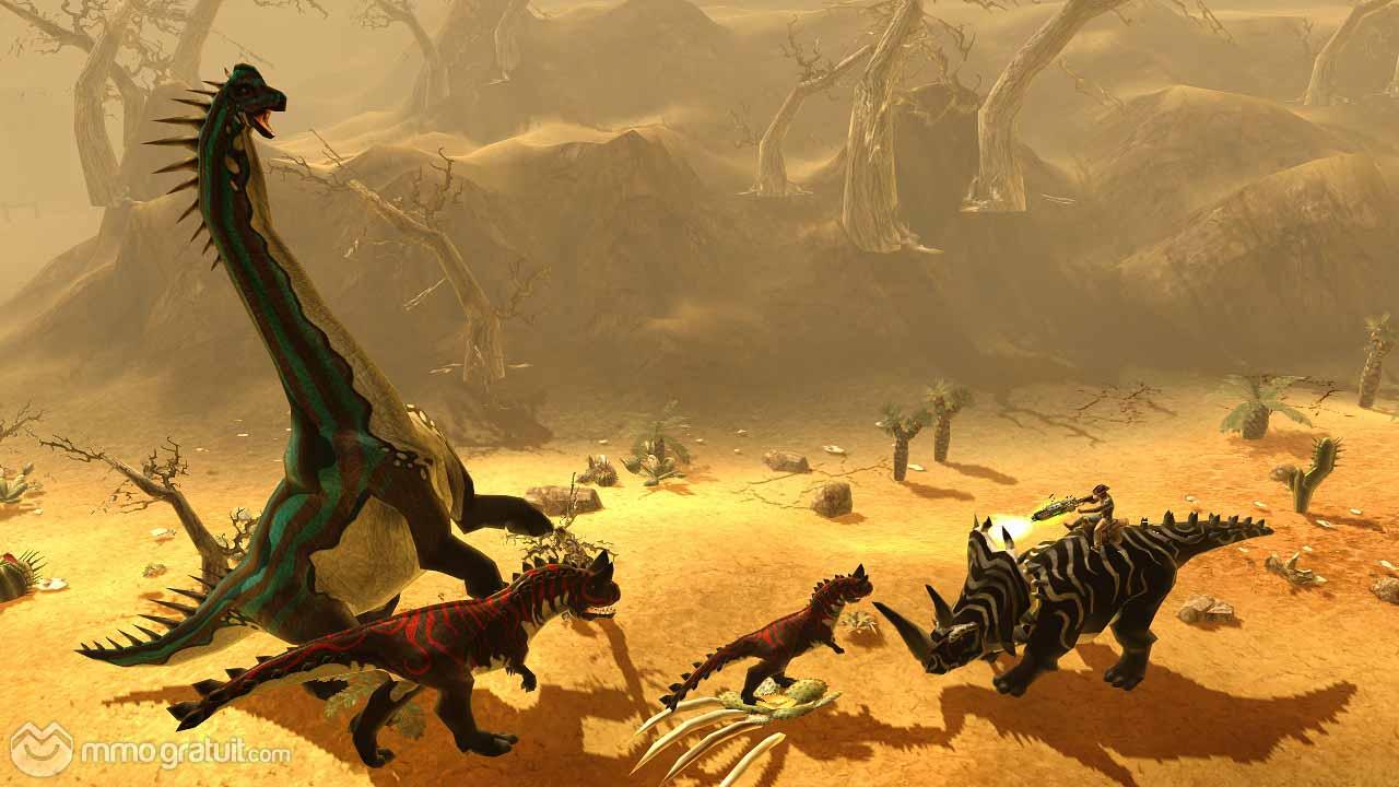 Cliquez sur l'image pour la voir en taille réelleNom : Splitscreen Studios_DinoStorm_Screenshot_03 copia.jpgAffichages : 236Taille : 100,2 KoID : 8607