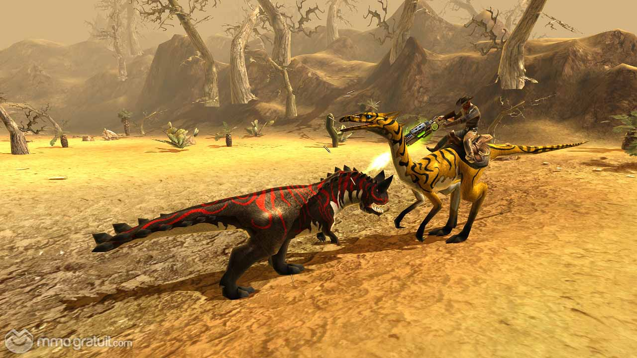 Cliquez sur l'image pour la voir en taille réelleNom : Splitscreen Studios_DinoStorm_Screenshot_01 copia.jpgAffichages : 235Taille : 135,0 KoID : 8610