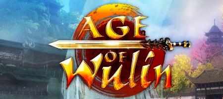 Cliquez sur l'image pour la voir en taille réelleNom : Age of Wulin - logo New.jpgAffichages : 800Taille : 36,7 KoID : 9031