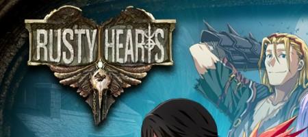 Cliquez sur l'image pour la voir en taille réelleNom : Rusty Hearts - logo.jpgAffichages : 913Taille : 33,0 KoID : 9089