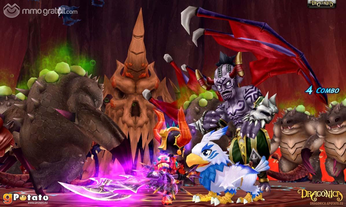 Cliquez sur l'image pour la voir en taille réelleNom : Dragonica_NewOriginBoss_Fight copia.jpgAffichages : 243Taille : 157,8 KoID : 9442