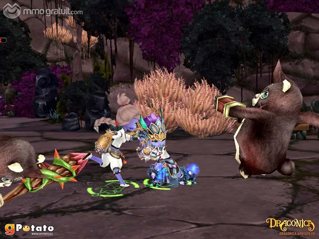 Cliquez sur l'image pour la voir en taille réelleNom : Dragonica_screenshot_NewOriginAmazonianfight copia.jpgAffichages : 251Taille : 140,5 KoID : 9654