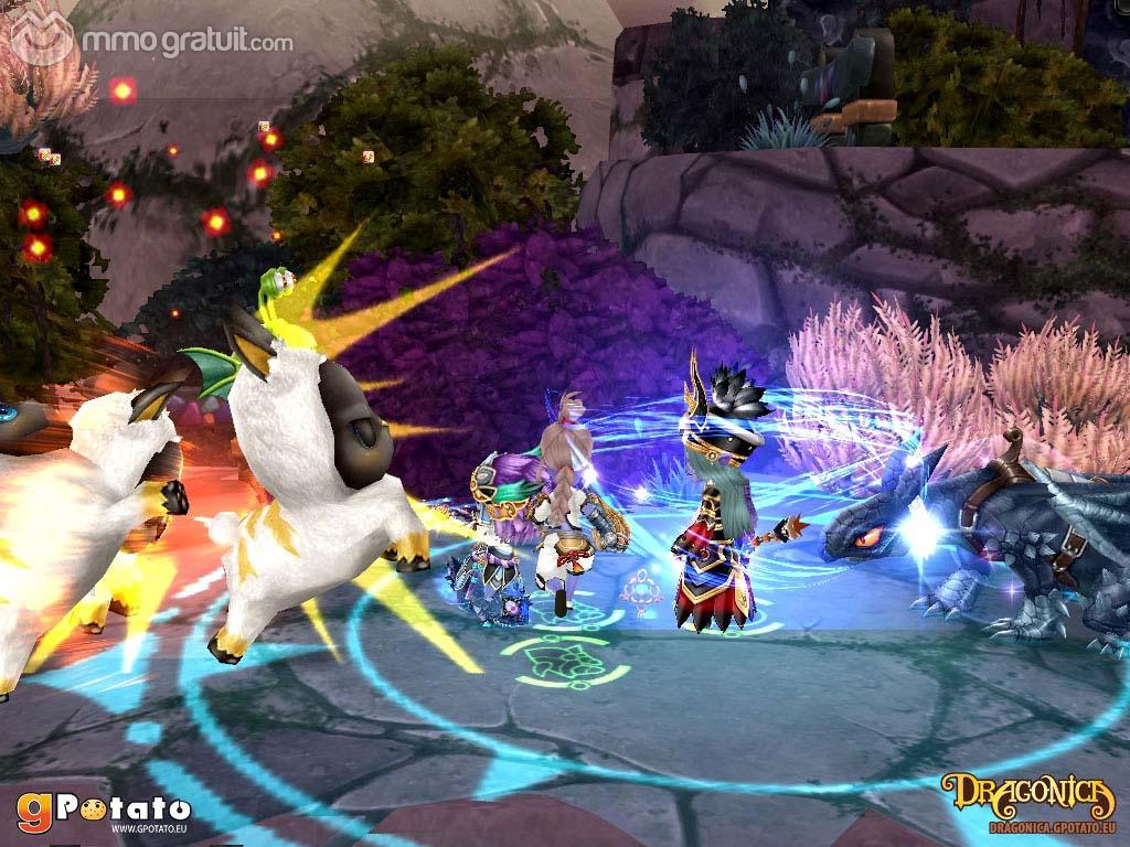 Cliquez sur l'image pour la voir en taille réelleNom : Dragonica_screenshot_NewOriginSHamanfight copia.jpgAffichages : 247Taille : 178,5 KoID : 9656