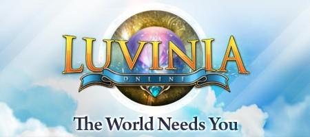 Cliquez sur l'image pour la voir en taille réelleNom : Luvinia Online - logo.jpgAffichages : 944Taille : 25,2 KoID : 9807