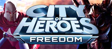 Nom : City of Heroes Freedom Logo.jpgAffichages : 592Taille : 39,6 Ko