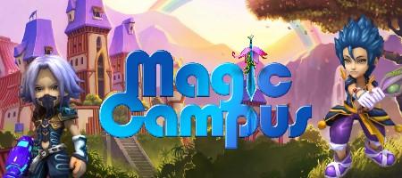 Cliquez sur l'image pour la voir en taille réelleNom : Magic Campus - logo.jpgAffichages : 1221Taille : 40,0 KoID : 9948