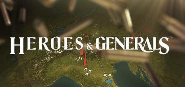 Interview de Jacob Andersen, directeur de jeu de Heroes & Generals