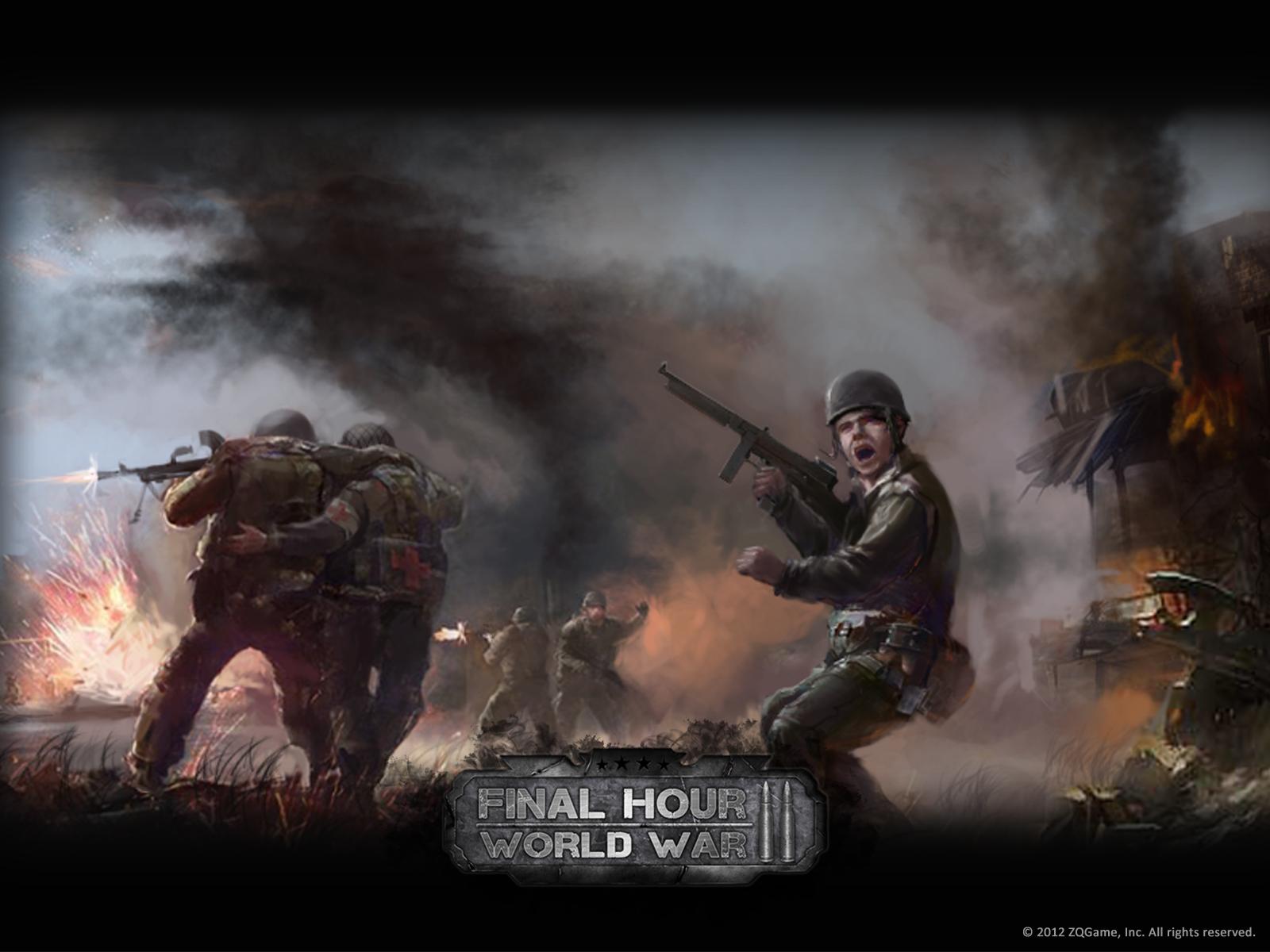Fonds D Ecran De Final Hour World War Ii