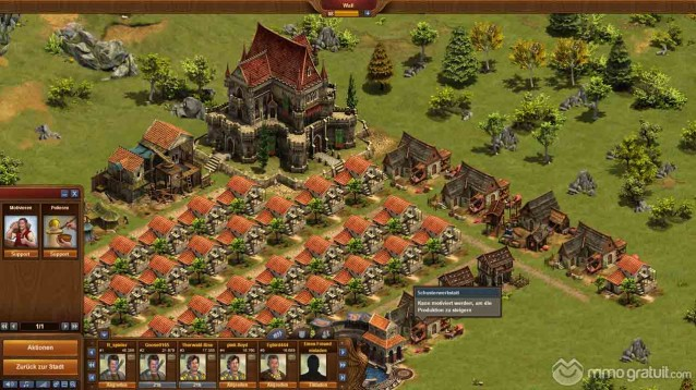 Forge of Empires screenshot 3 copia