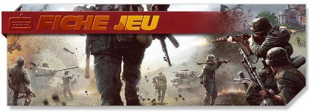 Heroes & Generals MMOFPS sur PC et STEAM