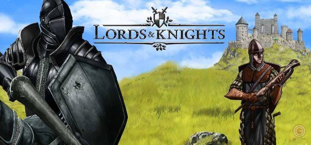 La version par navigateur de Lords & Knights change de look