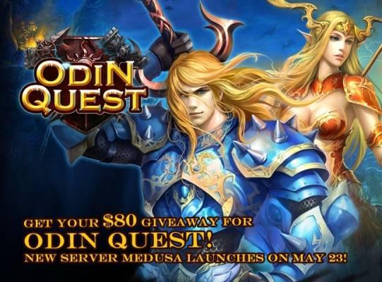 Odin Quest Starter Pack Giveaway