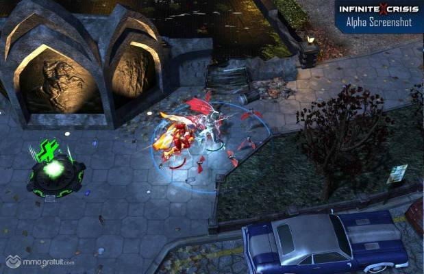 Infinite Crisis screenshot (1) copia